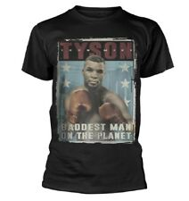 MIKE TYSON - Vintage Poster T-Shirt