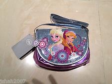 Disney Store Exclusive Frozen Elsa y Anna en todo el cuerpo Bolso Nuevo ** Aspecto **