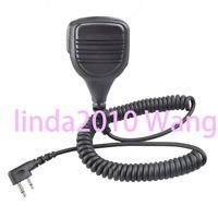 Shoulder Speaker Mic For ICOM IC-F3000 F3001 F4000 F4001 V8 V80 Portable Radio
