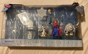 Disney Frozen - Elsa Mini Castle Playset
