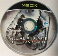 Medal of Honor: European Assault (Microsoft Xbox original) * Disque Seulement * Free p&p