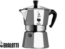 BIALETTI CAFFETTIERA MOKA 1-TAZZA ORIGINALE ALLUMINIO  8006363011617