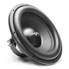 "Skar Audio Sdr-15 D2 15"" 1200 Watt Max Power Dual 2 Ohm Car Subwoofer"