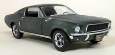 Greenlight 1/24 Scale Steve McQueen Unrestored 1968 Ford Mustang GT Fastback