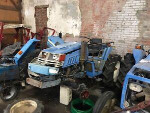 bolens iseki tractor parts