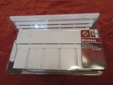 Heath Zenith 8-Note Westminster Wireless Doorbell Pillar Look w/Shelf Top