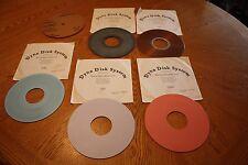 LAPADARY  /DYNA DISC  5 DISCS