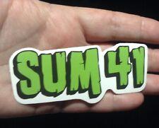 Sum 41 Sticker