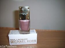 MICHAEL KORS LIMITED EDITION NAIL LACQUER POLISH NIB CROWD PLEASER $18