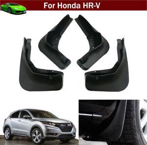 4 Mud Flaps Mudflap Splash Guard Mud Guards for Honda HR-V HRV 2015-2018