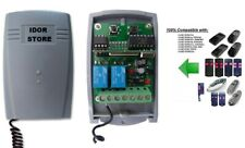 Ricevitore radio ricevente 433 Mhz 2canali compatibile varie marche
