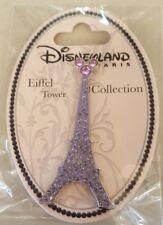 PIN Disneyland Paris TOUR EIFFEL / Eiffel Tower STRASS OE