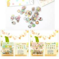 Cute Animals Stickers Japanese Kawaii Stickers Daily Stationary Decorate DIY