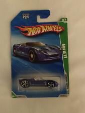 TREASURE HUNT - FORD GTX1 - 2010 Hot Wheels Die Cast Car - Mint on Card