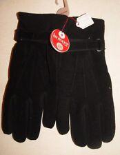 Paire de gants noir  neuf taille 9 marque ISOTONER étiqueté à 33€ (ch)