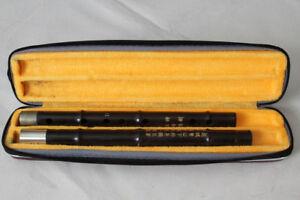 Dizi - Wooden dizi in D key, concert master flute