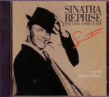 FRANK SINATRA Reprise Very Good Years CD 60s POP LOVE MARRIAGE LUCK BE LADY