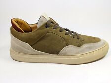 Android Homme Two Tone Leather Trainers Uk 7 Eu 41