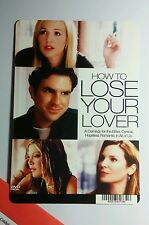 HOW TO LOSE YOUR LOVER COVER ART MINI POSTER BACKER CARD (NOT a movie dvd )