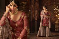 Indian Designer Salwar Kameez Suit Party Wear Ethnic Bollywood Anarkali Dress KB