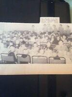 B1-4 ephemera 1961 picture st paul's church school margate party children
