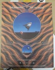 Cranberries Bury the Hatchet 1999 press advert Full page 29 x 37 cm poster