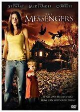 MESSENGERS W/SLIPCASE DVD MOVIE *NEW* AUS EXPRESS