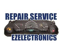 1997 TO 2004 BUICK CENTURY INSTRUMENT CLUSTER DISPLAY REPAIR SERVICE