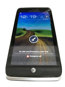 MOTOROLA ATRIX HD MB886 AT&T (UNLOCKED) 8GB SMARTPHONE - WHITE