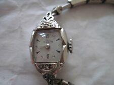 Vintage, Paul Breguette, 10K Gold Filled Ladies Watch