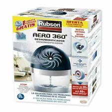 Rubson AERO 360º Deshumidificador Recargable - Azul Oscuro y Gris, (8410436244817)