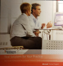Real Solutions for Your Practice by Microsoft Office Small Business Accounting 2