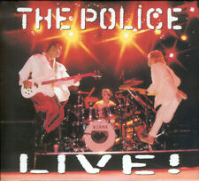 SACD The Police Live! DIGIPAK A&M