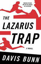 NEW The Lazarus Trap (Premier Mystery Series #2) by T. Davis Bunn