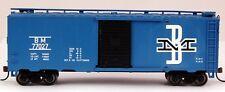 Bachmann HO Scale Train PS1 40' Box Cars Boston & Maine 17048