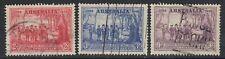 Australia, Sc 163-165 (SG 193-195), used