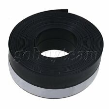 5 Meter 25x1MM Black Rubber Sealing Strip for Garage Door Weatherstrip