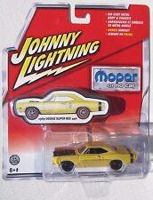 JOHNNY LIGHTNING MOPAR OR NO CAR 1969 DODGE SUPER BEE 440 SIX PACK #40 RLT