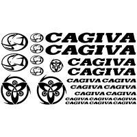 COMPATIBLE MAXI KIT CAGIVA Autocollants Adhésifs Moto Haute Qualité