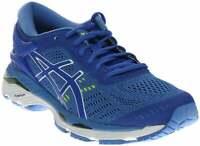 ASICS Gel-Kayano 24 Running Shoes  Casual Running  Shoes - Blue - Womens
