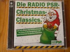 Die Radio PSR-Christmas-Classics JOAN BAEZ CARPENTERS SMOKIE CANNED HEAT 2CD OVP
