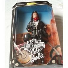 Barbie Harley Davidson 3rd in Series 22256 Collector Edition 1998 NRFB