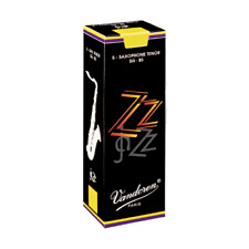 Reed Saxophone Tenor Vandoren zz strength 2.5 x5