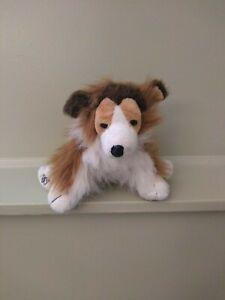 Ganz Webkinz Plush Collie Dog Stuffed Animal