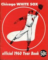 Chicago White Sox 1960 Official Yearbook