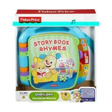 Fisher-Price Laugh and Learn Story Book Rhymes for Baby