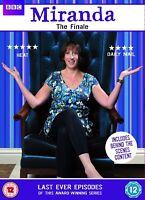 Miranda The Finale Series 4 Season Four Region 4 New DVD