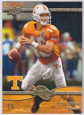 PEYTON MANNING Tennessee Volunteers NCAA COLLEGE FOOTBALL Card UD Sweet Spot #16