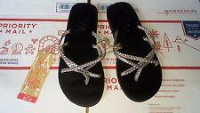 NEW Salt Life Women's Flip Flops sandals Size 6