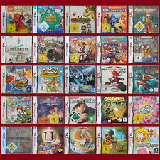 Nintendo DS ► Spiel nach Wahl - Mario | Sonic | Spyro | Lego | Harvest Moon